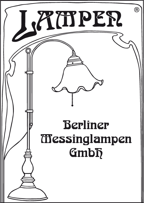 Berliner Messinglampen